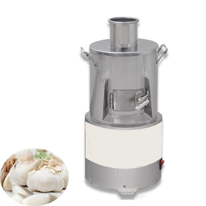 Jamielin Commercial Electric Whole Garlic Peeler Fully Automatic Peeling Garlic Peeler Machine Stainless Steel