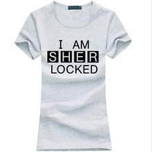 Sherlock Holmes Women's T-Shirt