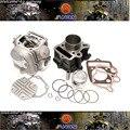 Двигатель мотоцикла Части Цилиндра Комплект 47 ММ для C90 CRF90 ATC90 Мотоцикла Вездеходы Dirt Bike