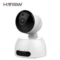 H View 720P IP Camera Wi Fi Baby Monitor 1080P Home Security Camera 2 4G Wifi