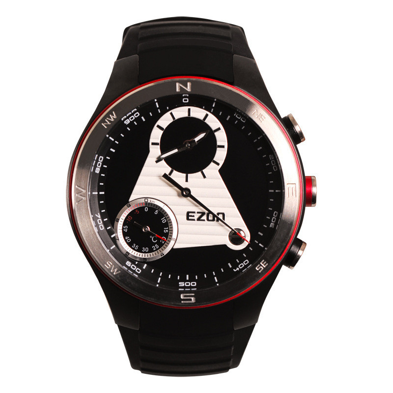 font b EZON b font watches multifunction system class mountaineering compass altitude temperature two waterproof