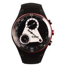 EZON watches multifunction system class mountaineering compass altitude temperature two waterproof men's watches H603A
