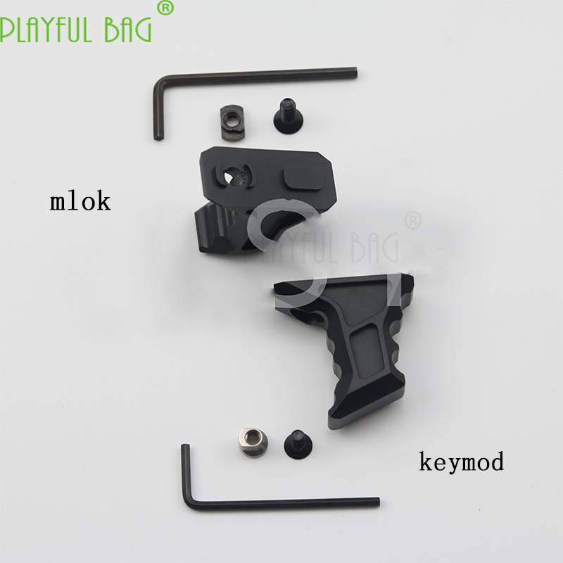 Outdoor Activity CS VP-24 Upgraded Material  Hand Grip MLOK KEYMOD  Fish Bone Toy Water Bullet Gun Modified Parts LI42