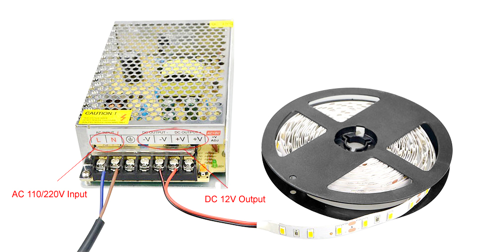 power supply 12v 20a 250w