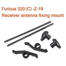 D'origine Walkera Furieux 320 RC Drone Pièces De Rechange Récepteur Antenne Fixation Mont Furieux 320 (C)-Z-19