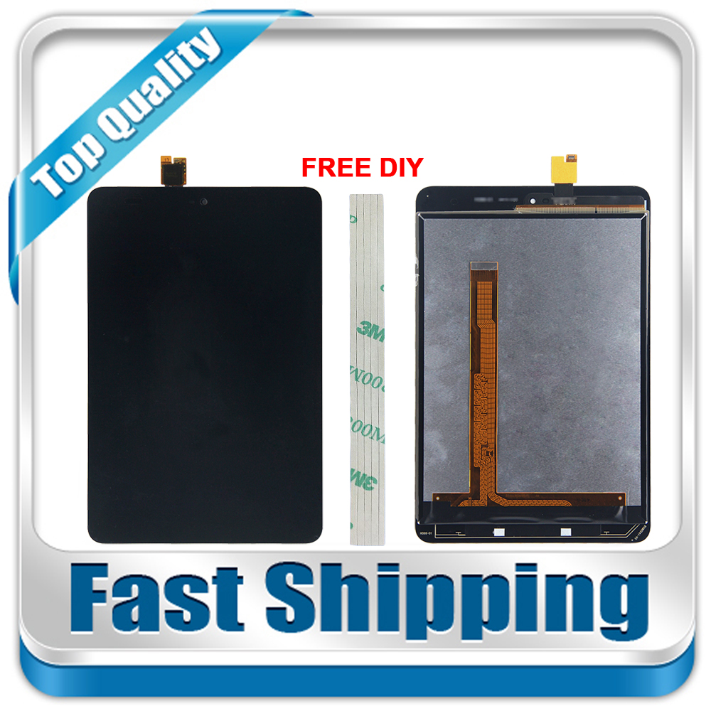 New For Xiaomi Mi Pad 2 Mipad 2 Replacement LCD Display Touch Screen Digitizer Assembly 7.9-inch Black 100% tested for xiaomi mi max 2 lcd display touch screen replacement parts 6 44 inch with tools as gift free tracking