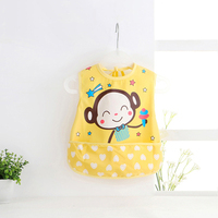 Infant Bibs For Girl Cotton BabyBibs Waterproof Avental Infantil Babies Housing Kids Plain Baby Boy Cotton
