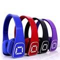 Bluetooth manos libres inalámbrico de auriculares plegable auriculares estéreo con banda de sujeción para el iphone galaxy htc android teléfono como reproductor de mp3