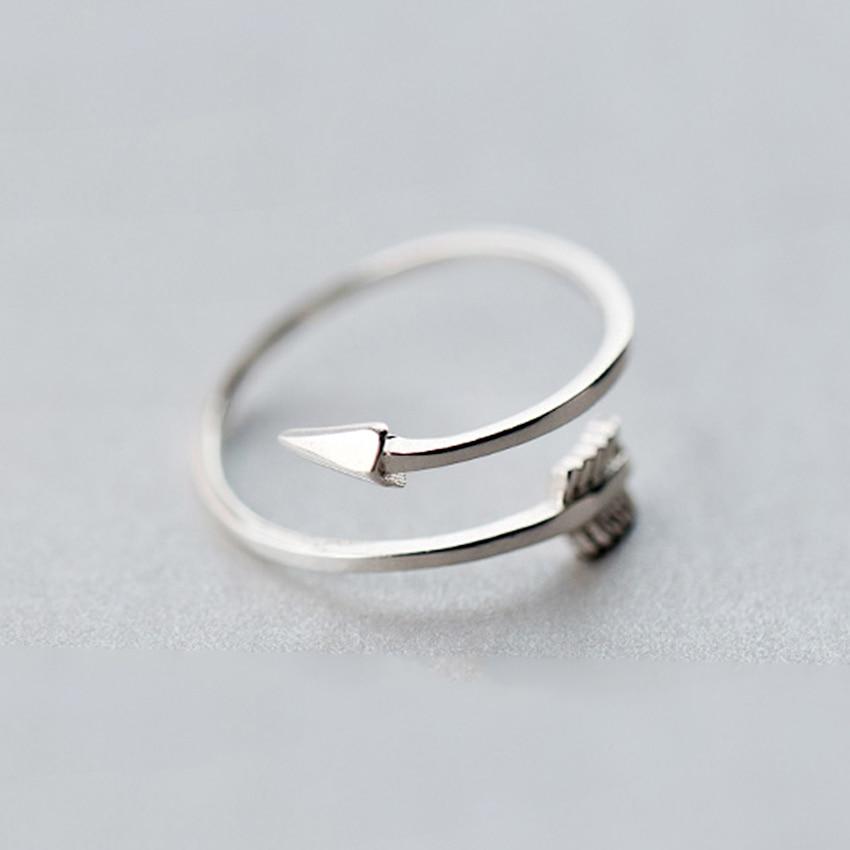 Todorova nieuwe echte pure 925 sterling zilveren sieraden gewoon - Mode-sieraden - Foto 5