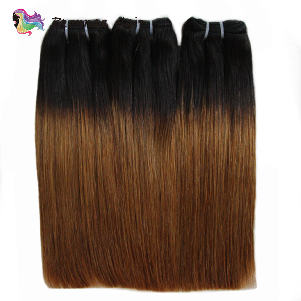 Double Drawn  Straight Hair s Ombre 1b30  Funmi  Bundles non  hair s Brennas 1