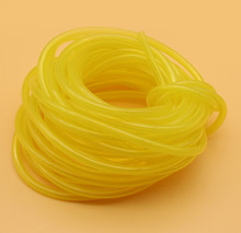 32ft Yellow Fuel Line Hose Tube 1/8 x 3/16 3x5mm Tygon Type For Husqvarna Stihl Ryobi McCulloch Chainsaw Weed Whacker Trimmer