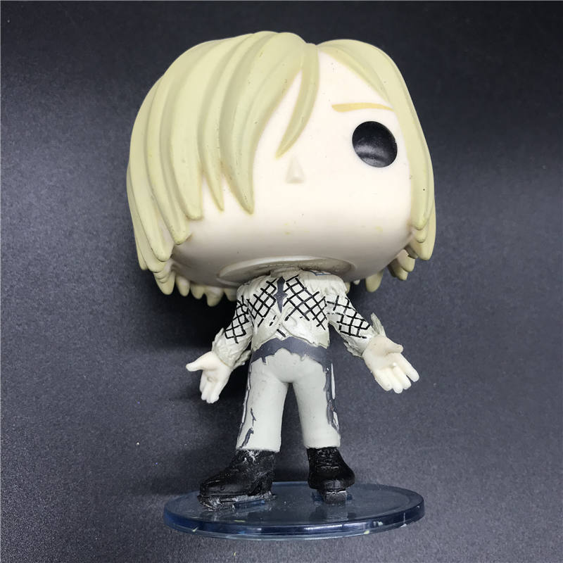 Brand New In Box Skate-Wear Yurio Funko POP Anime: Yuri on Ice S1