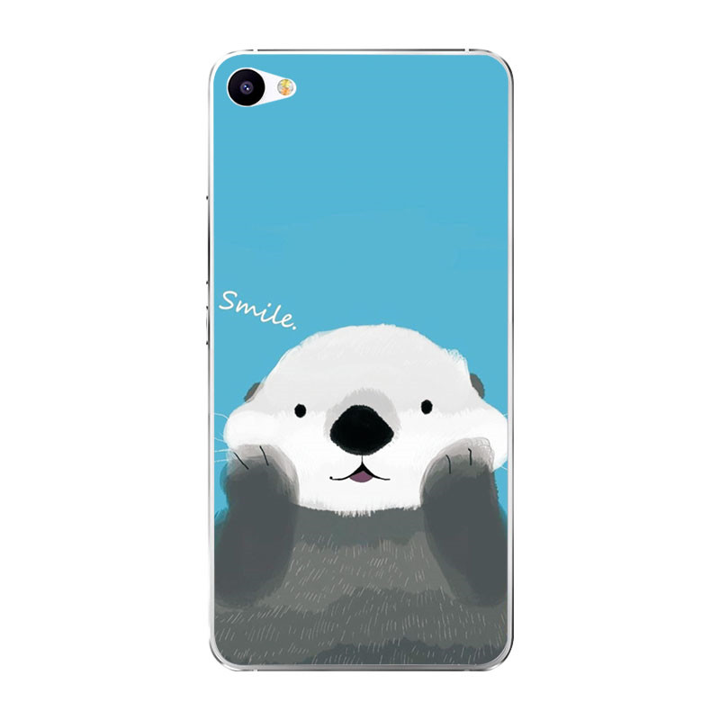 Новые прибыл роспись собака медведь чехол для coque Meizu U10 Meilan 4 г чехол 5 Мягкие TPU Капа fundas для Meizu U10 U 10 + подарок