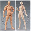 Anime Figma Arquétipo próximo Corpo Ela/Ele PVC Ver a Juventude. Action Figure New in Box Set (Versão Chinesa)