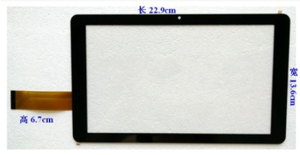 Новый оригинальный 9 дюймов tablet емкостной сенсорный экран RSD-020-002fsc бесплатная доставка