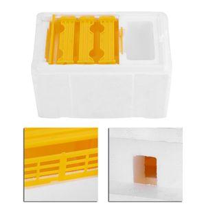 Image 5 - Caja de polinización King Box de colmena de abeja, marcos de espuma, Kit de herramientas de Apicultura