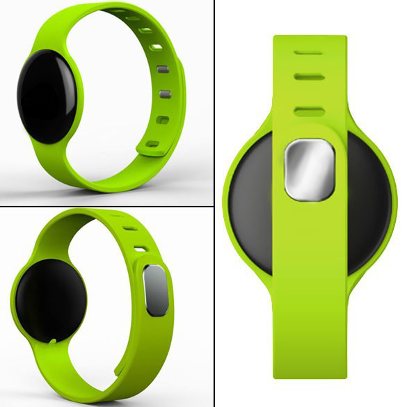 Wrist Band Ibeacon, Beacon Leather Bracelet for ibeacon 4.0 with long range with SDK APP and Manual for ios and android
