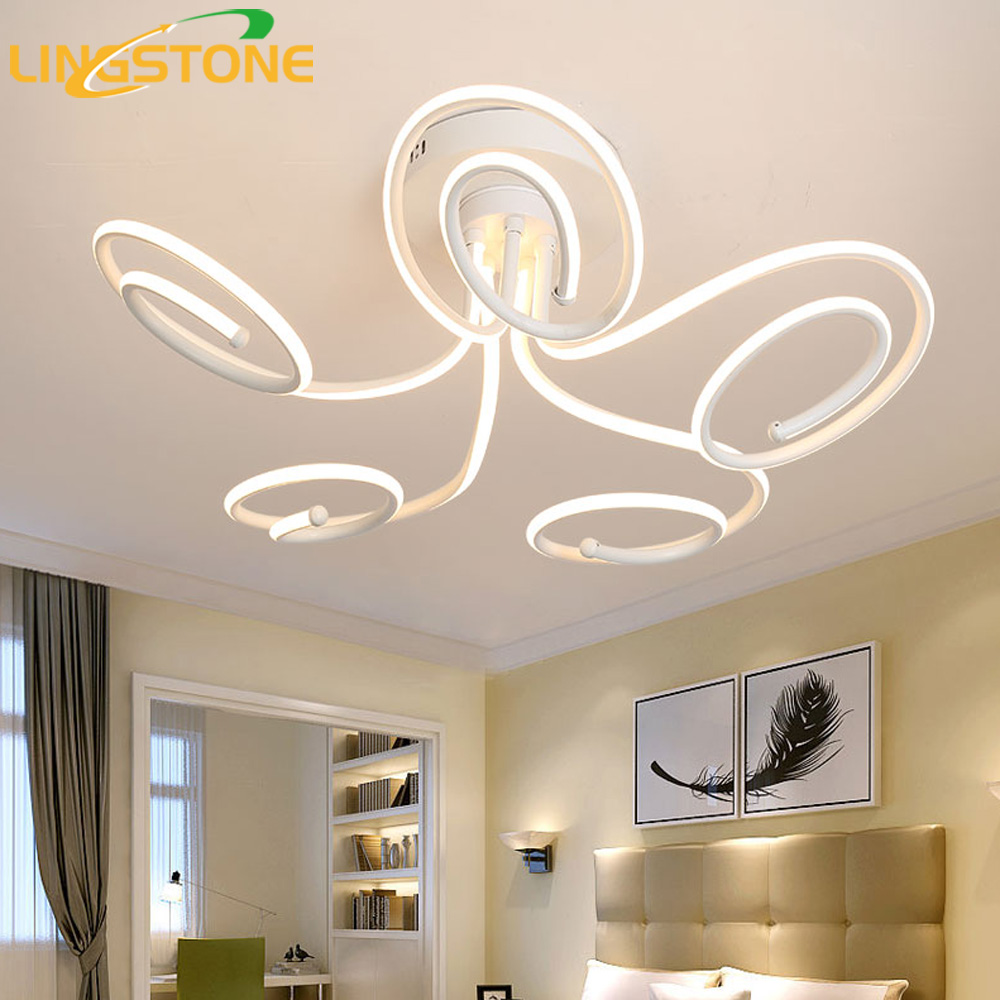 Led Ceiling Lights Modern Children Ceiling Lamp for Living Room Bedroom Dining Room Home Indoor Lighting Decoration Fixture