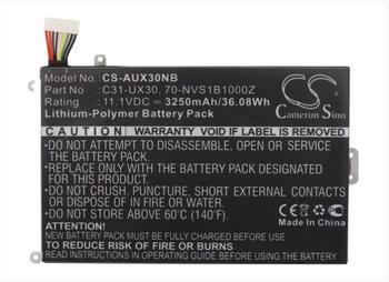 Cameron Sino 3250mAh  battery for ASUS UX30 UX30-a1 UX30KA UX30KU UX30-qx005c qx007e qx011e UX30s-su35neggaw