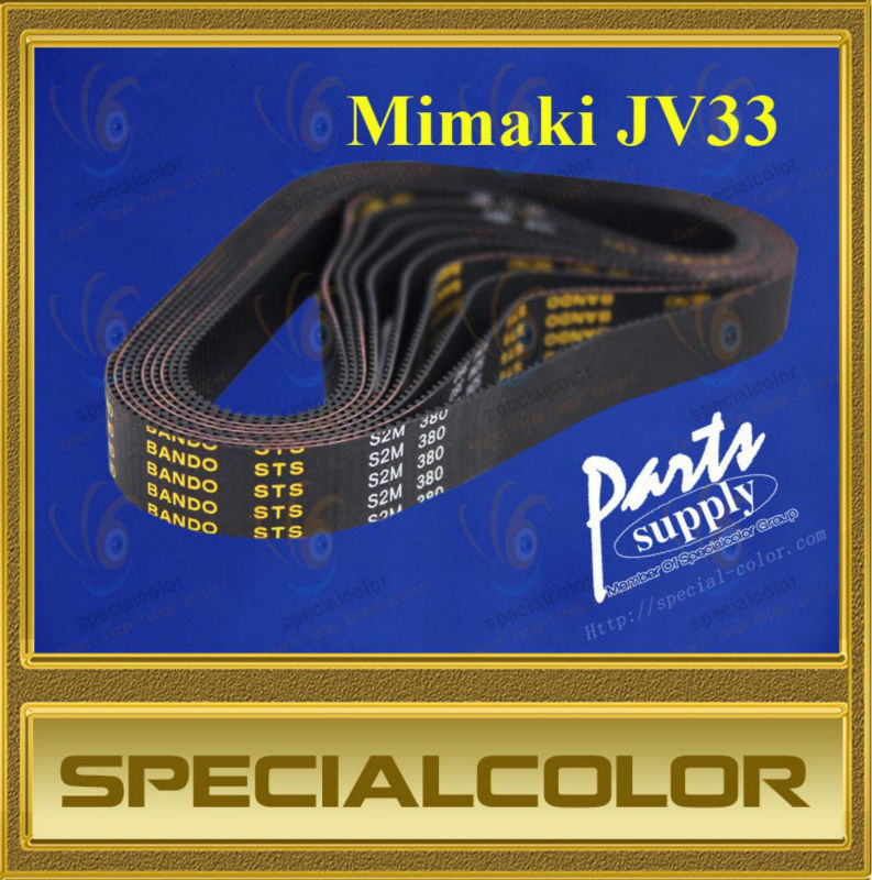 ФОТО Original Mimaki JV33 Carriage Belt (CR Belt)
