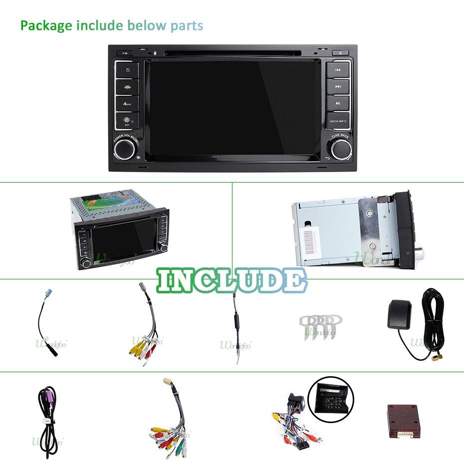 IPS 画面 DSP 4 グラム 64 グラム 2 ディンアンドロイド 9.0 カー DVD プレーヤー Vw トゥアレグ T5 トランスポーターマルチバン GPS ラジオマルチメディアナビゲーション pc  グループ上の 自動車 &バイク からの 車用マルチメディアプレーヤー の中 3