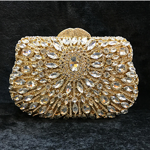 Women blue Crystal Clutch Metal champagne Evening Minaudiere Bag Wedding Party Fashion Handbag and Purse Bridal Hand Bag gold 8013d crystal lady fashion bridal night metal evening purse clutch bag case handbag box