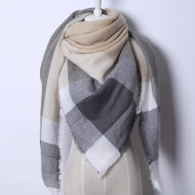 Winter Scarf Soft Acrylic Oversize Women Shawl