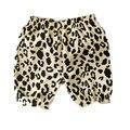21 Color Del Verano Cortocircuitos Del Bebé Niño de Los Cabritos Muchachos de Las Muchachas Bloomers Patrón PP Pantalones Leopard Dot Cortocircuitos de Los Niños Ropa Infantil