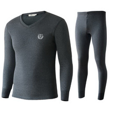 110211/ Underwear Set /Men /Thermal / Thickening / Velor / Autumn / Winter / Youth / Clothing / Pants