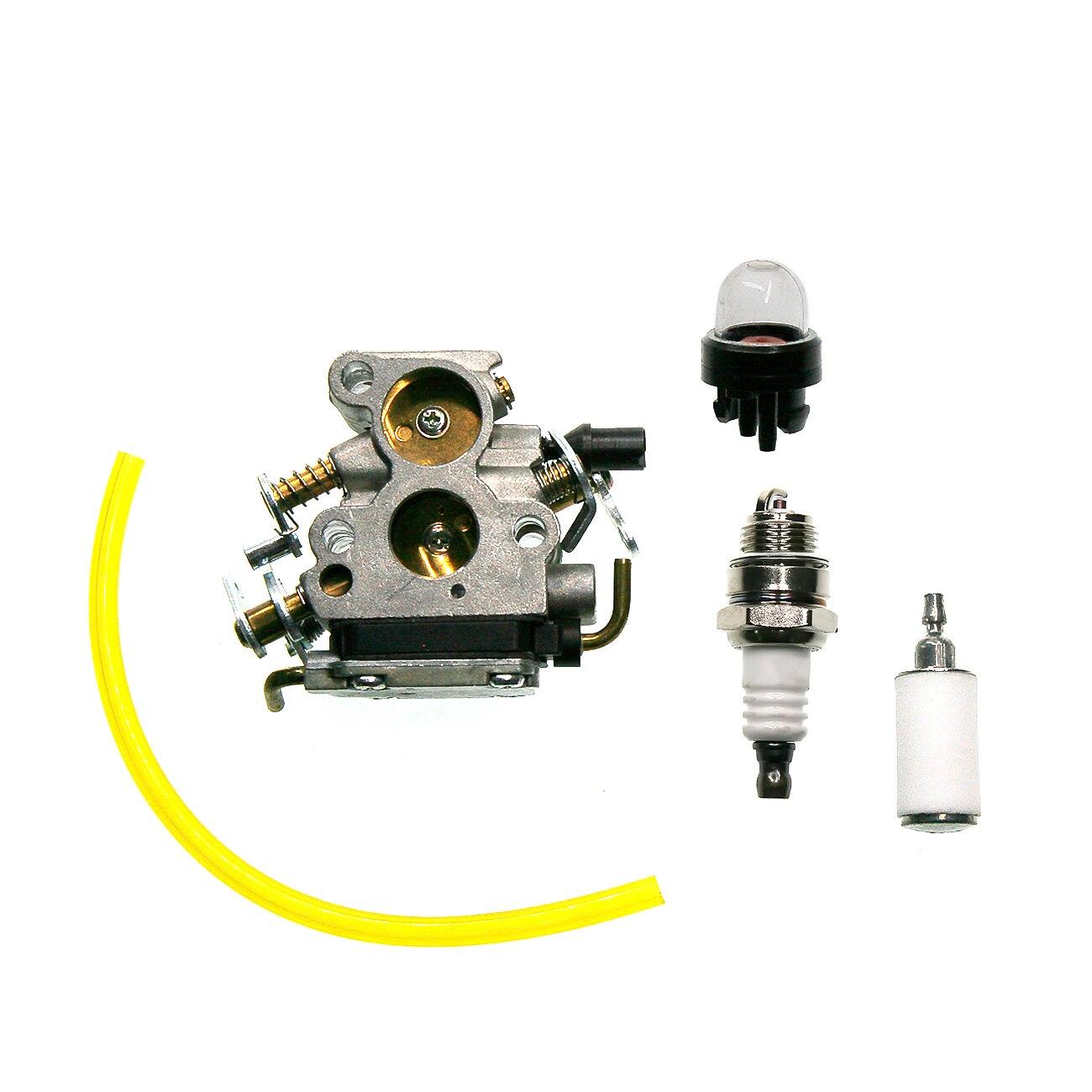 Carburetor Carb Parts For HUSQVARNA 235 236 236E 240 240E Chainsaws high performance genuine carburetor for husqvarna 125b 125bx 125bvx carb blower 545 08 18 11
