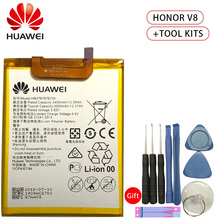 HuaWei Phone Battery HB376787ECW For Huawei honor V8 Replacement Phone Batteries 3500mAh аккумулятор для телефона ibatt hb376787ecw для huawei honor v8 knt al10 honor v8 premium