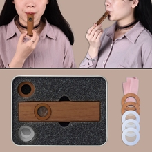 2017 Preety Musical Instrument Harmonica Wooden with Metal Padded Box Kids Party Gift MAY20_40