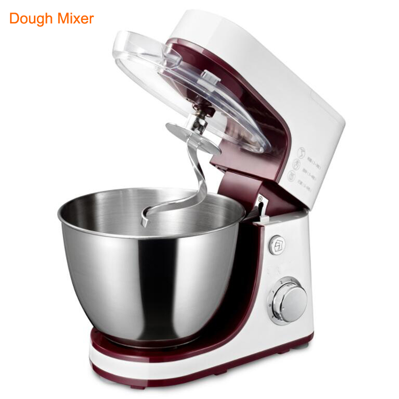 how to make a dough mixer
