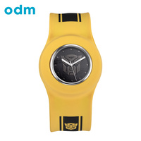 ODM Top Brand High Quality Fashion Casual Quartz Watch Men Children Iron Men Wrist Watch Special