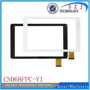 Новый 10,1 ''дюймовый планшетный ПК почерк CN068FPC-V1 SR сенсорный экран панель дигитайзер Запасные части Бесплатная доставка