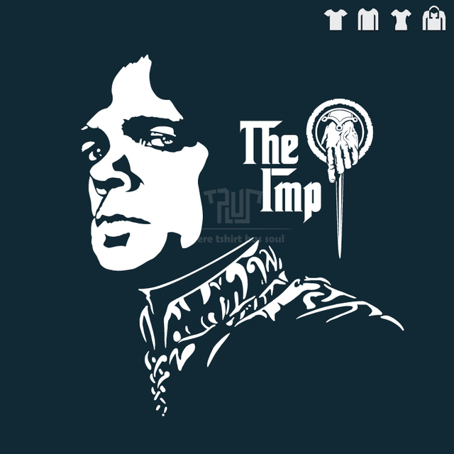 Buy game of thrones tyrion the imp hand Where can i buy game of thrones t shirts