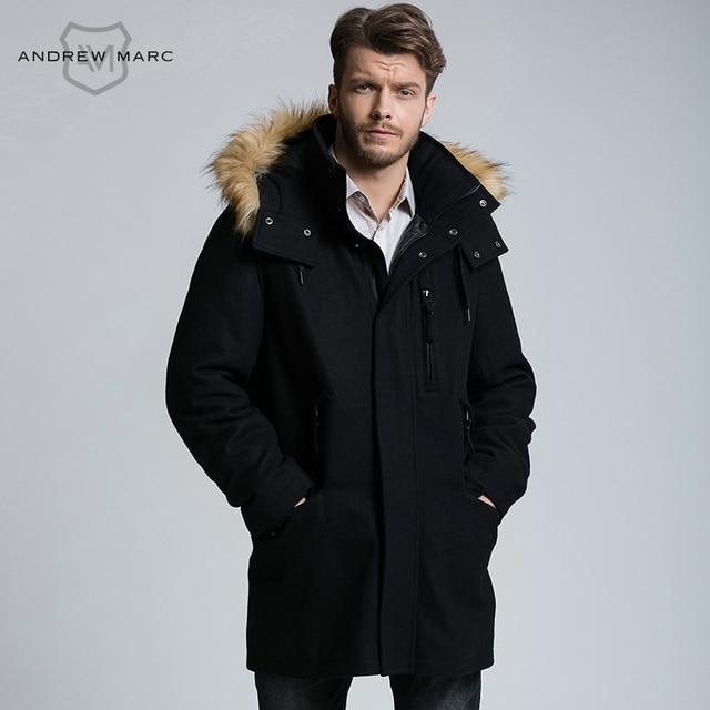 Manteau hiver new york