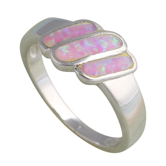 Wedding rings for women Popular 925 silver fashion jewelry Light