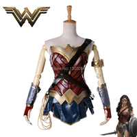 Justice League Wonder Women Costumes Halloween Adult Women Cosplay Costumes Superwomen Outfit Full Set For Women Custom Made