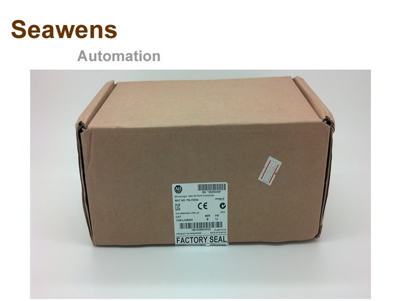 Allen Bradley 1766-L32BWAA MicroLogix 1400 PLC Series B New,have In Stock, FAST DELIVERY