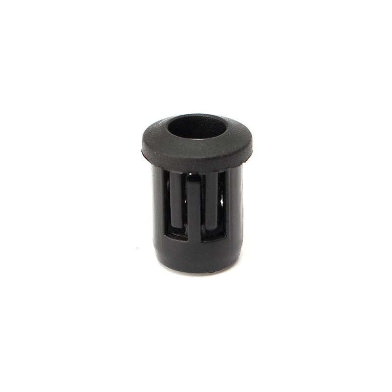 20pcs X 3mm 5mm 8mm 10mm Black Plastic Led Holder Case Cup Mounting For F3 F5 F8 F10 Light-emitting Diode In Many Styles Active Components