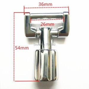Image 3 - Oryginalna klamra z szybkozłączką z szybkozłączką szybka blokada do przenoszenia pasek od aparatu 1/4 Adapter do głowicy kamery