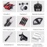 S13 Full RC Drone with 1080P HD Camera 4 Channel 6 Axes Long Endurance Remote Control Quadcopter Drone Positioning Aircraft toys