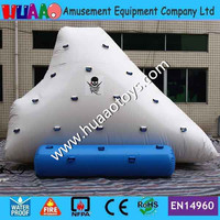 Iceberg inflatable water slide with free CE pump and repair kit and free shipping