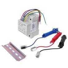 DF-96ED автоматический регулятор уровня воды переключатель 10A 220 в резервуар для воды датчик обнаружения уровня жидкости контроллер водяного насоса