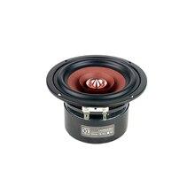 1pc 4 Inch 25W 4Ω HIFI Full-Range Audio Speaker Vocal Stereo Woofer Loudspeaker цена