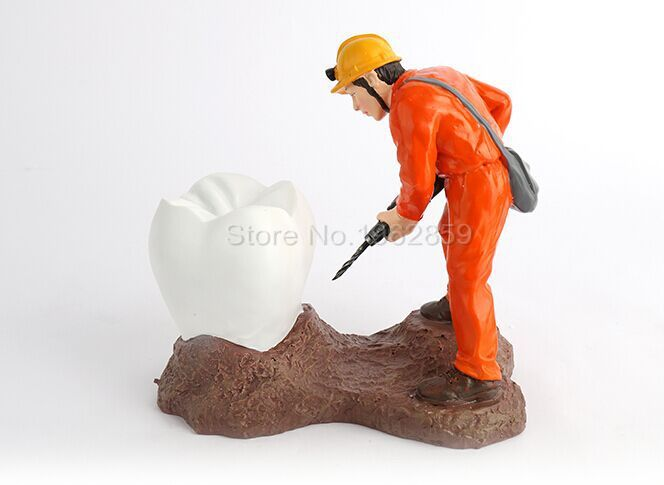 Teeth Handicraft Dentist Gift Resin Crafts Furnishing Articles Creative Gifts Dental Clinic Decoration Dental Artware dental clinic decoration dentist gift resin crafts toys dental artware teeth handicraft furnishing articles creative sculpture