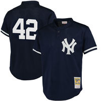MLB Stitched New York Yankees Mariano Rivera Don Mattingly Bernie Williams Jerseys 42 23 24 99