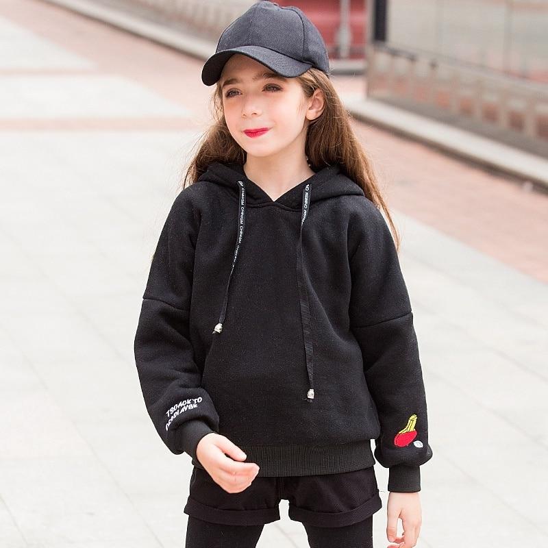 82ab77334d5f04 LouisDog-Girls-Fleece-Hoodie-Teenager-Girl-Clothes-Children-Plain-White-Jacket-with-Hood-Pullover-Sweatshirt-Pink.jpg
