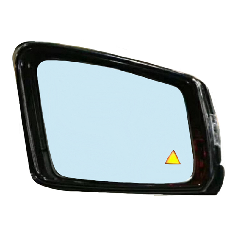 Blind Spot Mirror BSD BSA BSM Radar Detection Assistant for Mecedes Benz W221 S500 S600 Blind Spot Monitor Alarm Systems in Radar Detectors from Automobiles Motorcycles
